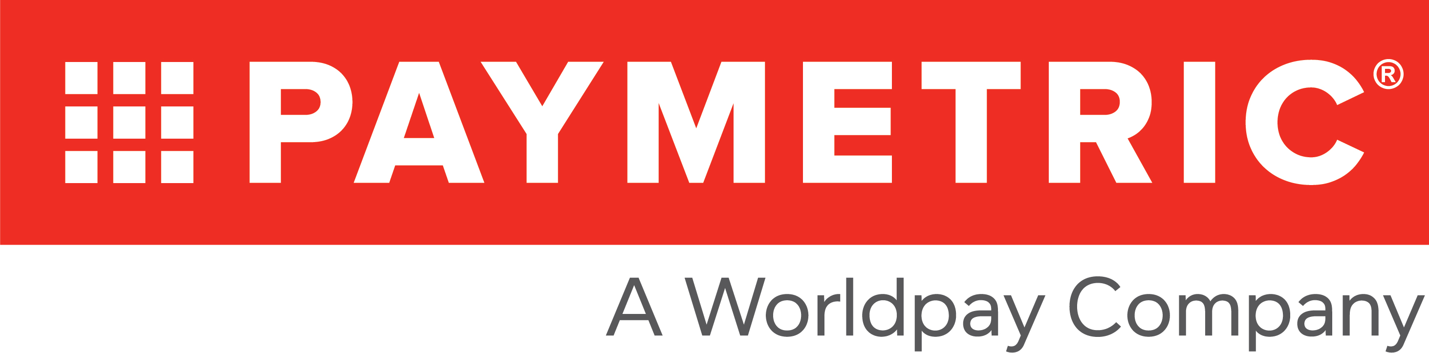 Paymetric, a Worldpay Company Logo